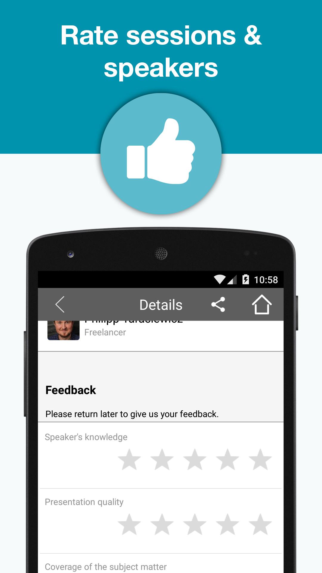 JAX DevOps JAX Finance mobile app
