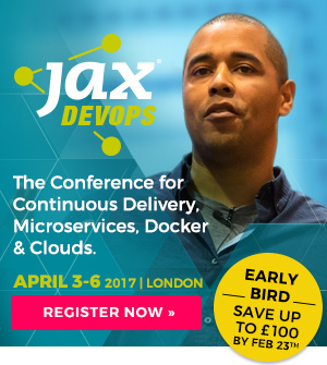 JAX Finance the conference for tech in finance 27-29 April 2016