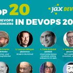 top 20 social influencers in Devops 2018